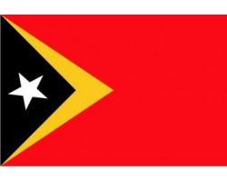 vlajka VÝCHODNÍ TIMOR
