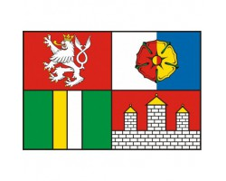 vlajka JIHOČESKÝ KRAJ
