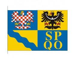 vlajka OLOMOUCKÝ  KRAJ