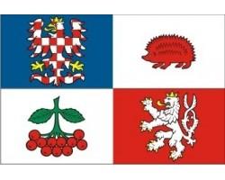 stolní vlaječka  VYSOČINA