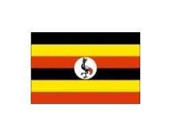 vlaječka UGANDA