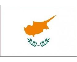 vlajka KYPR - stát EU