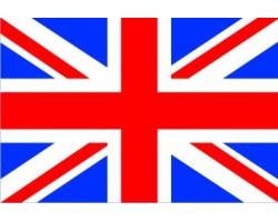 vlajka VELKÁ BRITÁNIE -...
