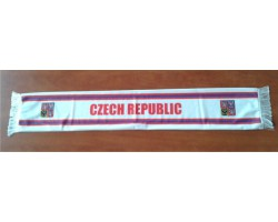 FAN šála CZECH REPUBLIC
