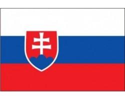 vlajka SLOVENSKO 90x135cm