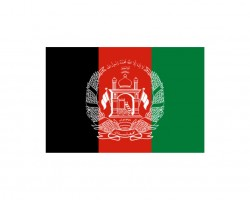 vlaječka AFGANISTÁN