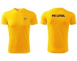 Tričko unisex - funkční