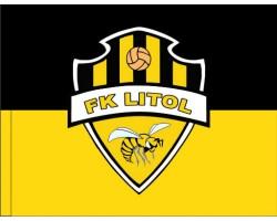 Vlajka FK Litol